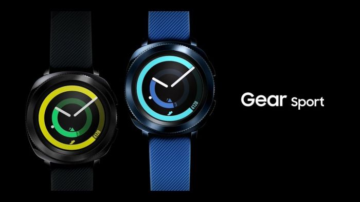 gear sport samsung smart watches