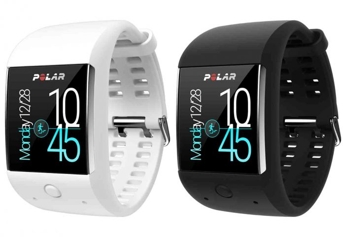 Polar M600 smartwatches